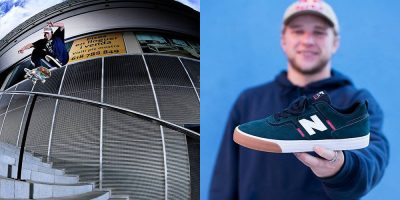 Jamie Foy Releases New Part in Honor of His Debut New Balance Shoe