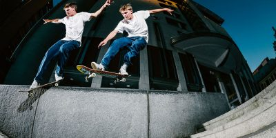 Karsten Kleppan Makes the Switch From Skate Mental to WKND