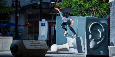 Chad Tim Tim Drops New Footage for New Balance Numeric Colorway