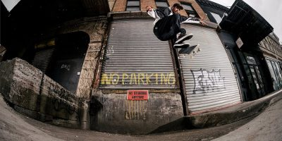 "Marek Zaprazny Turns Pro for Primitive With ""FYG"" Video Part"