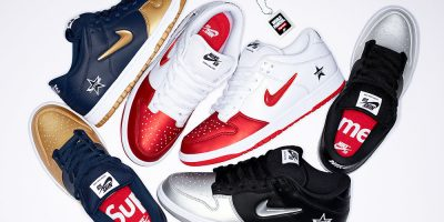 UPDATE: Supreme's Nike SB Dunk Low Edit Dropped Today