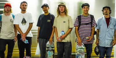 Here's What Happened During Volcom's Summer Trip to New York