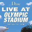 UPDATE: Watch the Recap of Dime's Live at Olympic Stadium Event