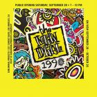 Andy Howell & Shepard Fairey Curate New Deal 1990 Art Show