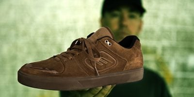 Emerica Announces That It Has Parted Ways With Andrew Reynolds