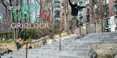 """Gridlock"" Hits New York in Episode 3 of Its Thrasher Series"