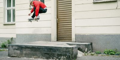 Marcus Shaw Drops Another Heavy Part Via Free Skate Mag