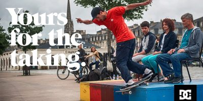 How Leo Valls Is Making Public Space Accessible to Skaters in Bordeaux