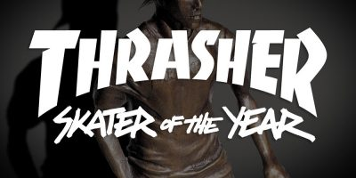 UPDATE: Thrasher Names Milton Martinez 2019's Skater of the Year