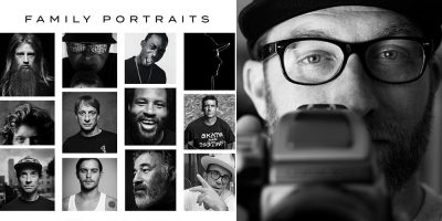 Mike Blabac to Release 'Family Portraits' Book on Friday at HVW8 Gallery