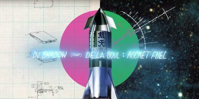 "DJ Shadow Releases Video for ""Rocket Fuel"" Featuring De La Soul"