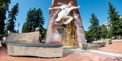 Silas Baxter-Neal Rocks Out in His adidas Campus ADV Commercial
