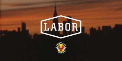 Venture & Labor Come Together for a Collaboration Truck & Video