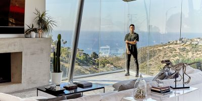 Take a Tour of Nyjah Huston's Laguna Beach Mansion