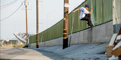 Trent McClung Drops a 3 Minute VX Part for Venture