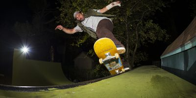 Fred Gall Breaks Down His 5 Favorite Mini Ramp Tricks for Transworld