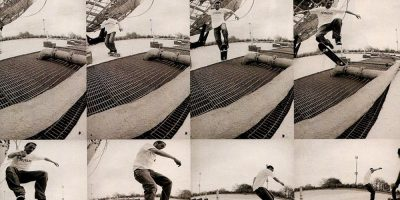 JoeFace Releases Vintage Gino Iannucci House of Vans Footage