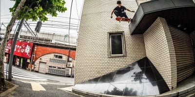 Watch Yuto Horigome & the Nike SB Japan Team in 'WAMONO'