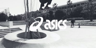 Asics Tests the Waters in Skateboarding With Japan-Only Line