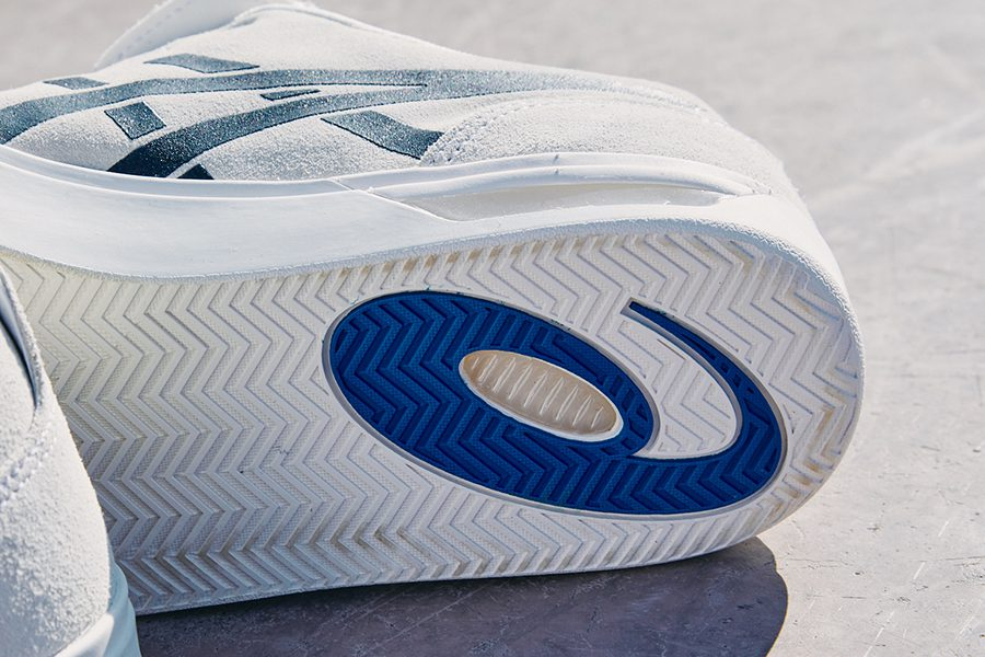 Asics Tests the Waters in Skateboarding