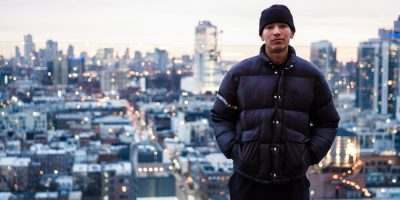 Grey Travels to Brooklyn to Spend a Day With Louie Lopez