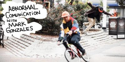 UPDATE: Mark Gonzales Launches Web Series Via Thrasher