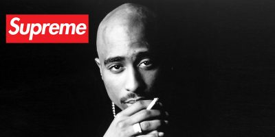 UPDATE: Supreme Teases Tupac Collab With Cryptic Hologram Post