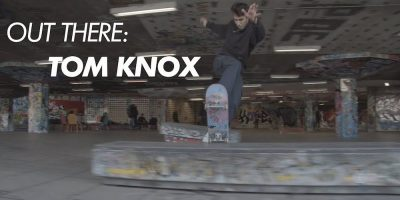 Thrasher Delves Into the Intricacies of Tom Knox's Life