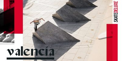 Skate Deluxe Escapes Northern Europe's Winter in 'Valencia'