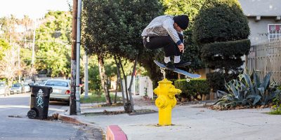 Andrew Allen Drops a New Part for Vans x Hockey Collab