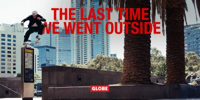 Globe Reminisces Over the Old Normal in Melbourne Edit