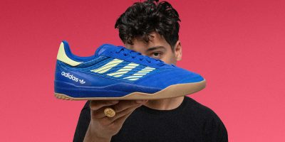 Heitor Da Silva Samples L.A. in adidas' Copa Nationale
