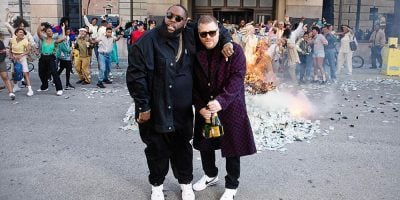 UPDATE: Run the Jewels Releases 'RTJ4' 2 Days Early