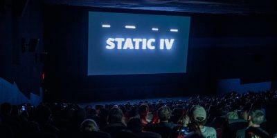UPDATE: Josh Stewart Is Releasing His 'Static IV' Raw Tapes