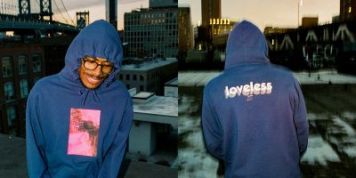 Supreme Celebrates My Bloody Valentine With Latest Drop