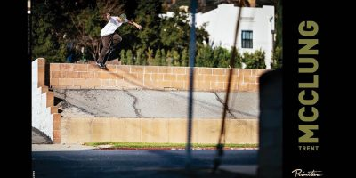 Primitive Delivers a Flawless 2-Minute Trent McClung Edit