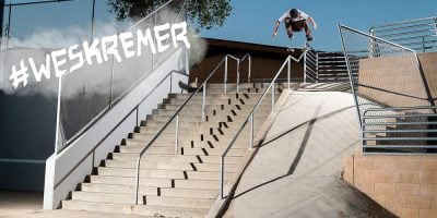Wes Kremer Sparks Up a Proper 4/20 Part Via Thrasher