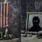Banksy Makes a Poignant Statement on Systemic Racism