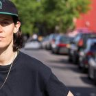 Watch Alexis Sablone Stay Socially Distant in Brooklyn