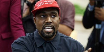 UPDATE: Why You Shouldn't Vote for Kanye West