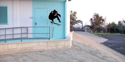 Nike SB Releases  Mason Silva SOTY-Contender Part