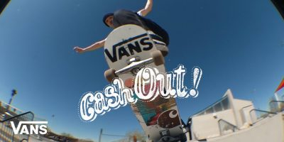Vans' French Team Wins Big in Vegas in 'Cash Out'