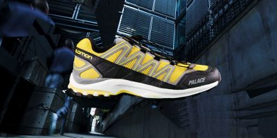 Palace Unveils the Sequel to Its Saloman Trail Runner