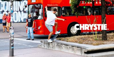 Germany's Kai Hillebrand Drops Chrystie NYC Part