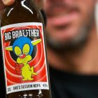 Here's the Story Behind the '90s-Themed Home Brew