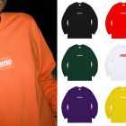 Heads Up: Supreme to Drop Box Logo Shirts on Thursday
