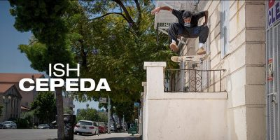 Get Acquainted with Ish Cepeda Via His  DC Shoes Part