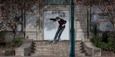 Mark Suciu Heads Cross Country in Straight-to-IGTV Edit