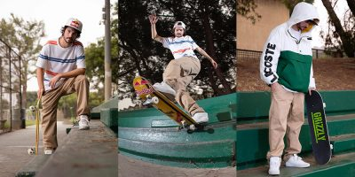 Lacoste Signs Torey Pudwill as Brand Ambassador