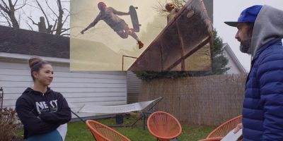 Bobby Puleo Visits the Site of Another Iconic '80s Vert Ramp